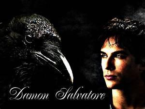 Damon Salvatore Season 5 Wallpaper