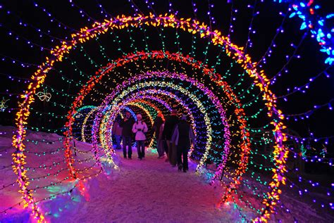 garden of lights brookside gardens visit montgomery