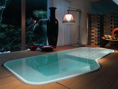 pool tubs overflow tub 4 seats pool faraway by kos by zucchetti