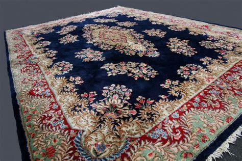 come riconoscere un tappeto persiano originale antico tappeto persiano di lusso da kerman lawar 306 x
