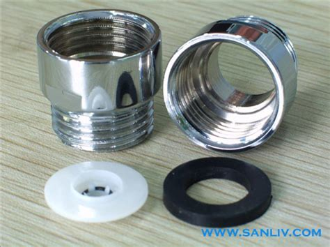 Low Flow Restrictor Aerator for Showers