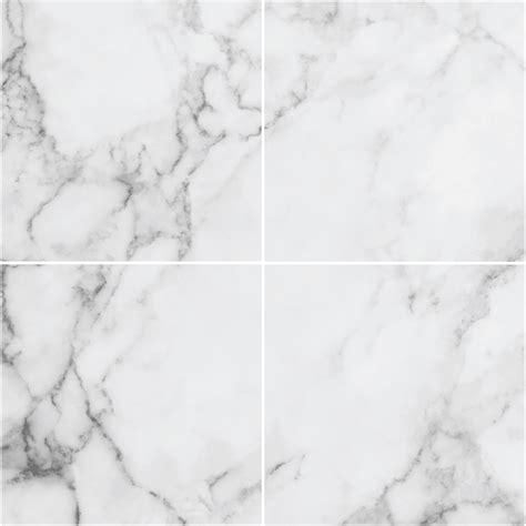carrelage marbre blanc 4 stickers sol carreaux de ciment marbre blanc anti