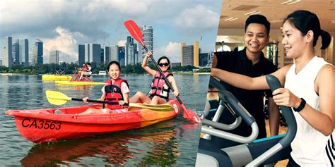 Singapore Sports Hub Has For Deals Weekly Gym
