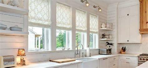 kitchen sink window treatment ideas   home zebrablinds