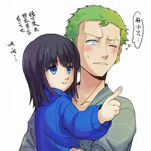 One Piece Zoro And Robin Family | www.pixshark.com ...