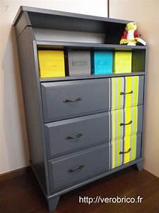 Repeindre Meuble Ikea : peindre meubles cool peinture dun meuble de cuisine with ~ Melissatoandfro.com Idées de Décoration