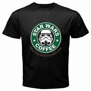 Funny T Shirts Star Wars Coffee Funny T Shirts