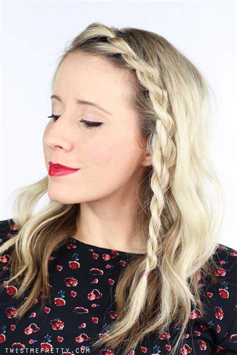 1 twisted braid 5 hairstyles twist me pretty