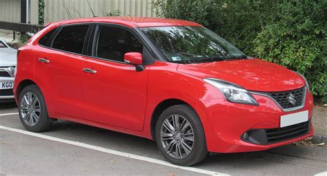 Modified New Baleno 2015 by Suzuki Baleno 2015