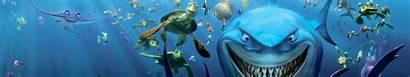 Monitor Triple 5760 1080 Nemo Screen Wallpapers