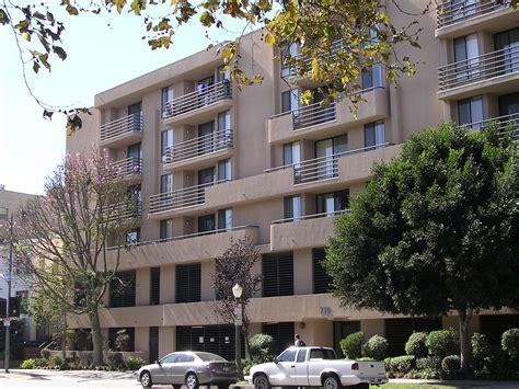 UCLA Campus Map: Gayley Court Apartments; Gayley Crt