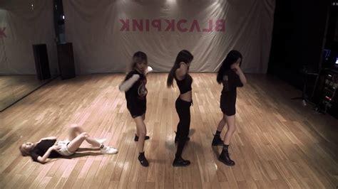붐바야 (boombayah) Dance Practice (mirrored