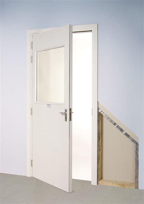 Wardray Premise Hinged Lead Lined Doorsets