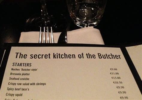 secret kitchen   butcher amsterdam
