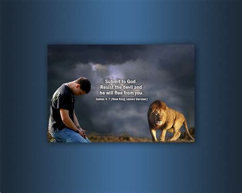 Stand Firm On The Word Of God by James 4 7 The Fellowship Site