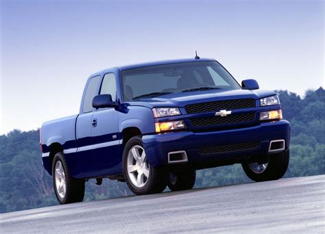 2003 Chevrolet Silverado Ss (chevy) Picturesphotos