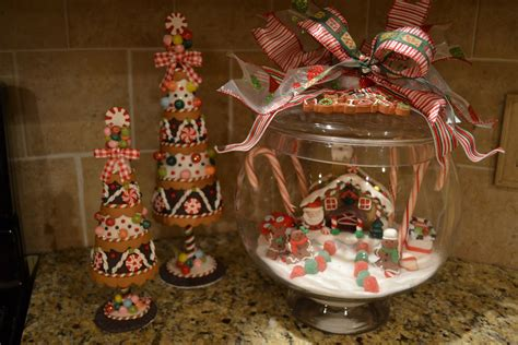 kristen s creations gingerbread decorations etsy store items and an upcoming giveaway
