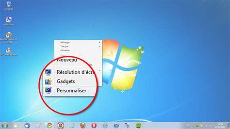 personnaliser bureau windows 7 comment régler la vitesse de la souris sous windows 10 et