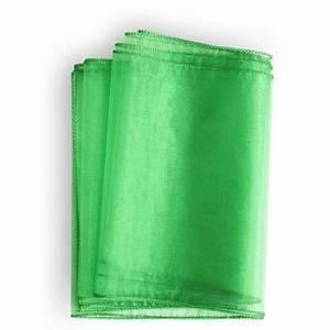Chemin De Table Vert : chemin de table organza vert les couleurs du mariage mariage et r ception ~ Teatrodelosmanantiales.com Idées de Décoration