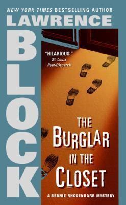 The Burglar In The Closet the burglar in the closet bernie rhodenbarr 2 by