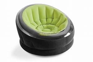 Mobilier Gonflable Exterieur : fauteuil gonflable intex onyx vert chaises de jardin ~ Premium-room.com Idées de Décoration