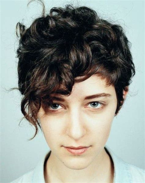 edgy short curly hairstyles 5 stylish curly hairstyles for short hair goostyles com