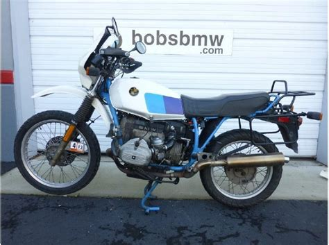 Bmw R80gs For Sale by 1981 Bmw R80gs For Sale On 2040 Motos