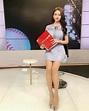 新聞美女主播記者俱樂部 - 韓國MBC電視台美女主播:朴智英.https://www.instagram.com/ji... | Facebook