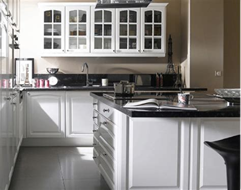 facade cuisine castorama cuisine equipee lumia de castorama style retro coloris blanc