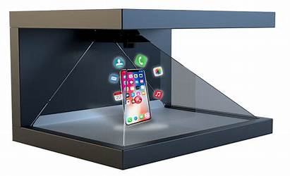 Holographic Display Realfiction Dreamoc 3d Displays Hologram