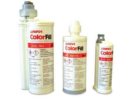 Corian Adhesive Colorfill Solid Surface Adhesive Unikaunika