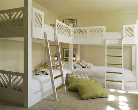 45 Bunk Bed Ideas With Desks