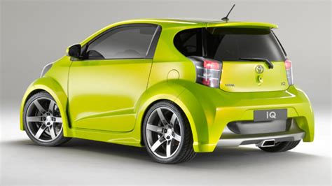 Toyota Iq Usa by Toyota Iq For Sports News A Lower Iq 2009 Top Gear