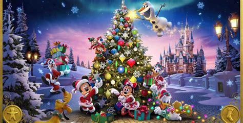 shanghai disney christmas celebration starts nov