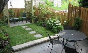amenagement petit jardin avec terrasse et piscine With amazing photo de jardin avec piscine 12 la cuisine