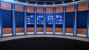 Studio Set Background Stock Video Footage