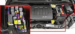2007 Dodge Grand Caravan Fuse Box Diagram
