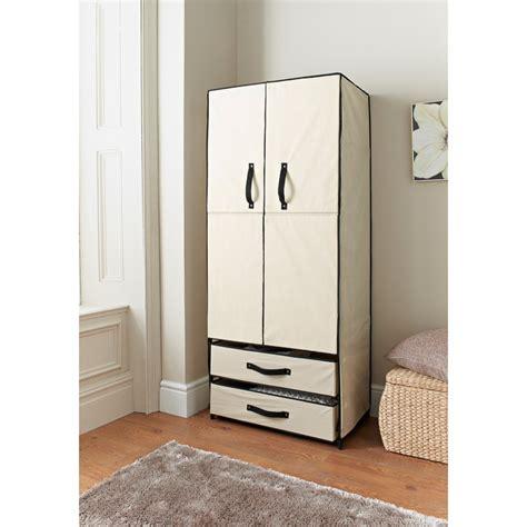 bedroom storage furniture deluxe canvas wardrobe bedroom furniture furniture
