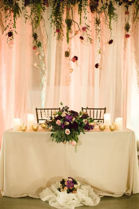 Best 25 Head Table Backdrop Ideas On Pinterest Country