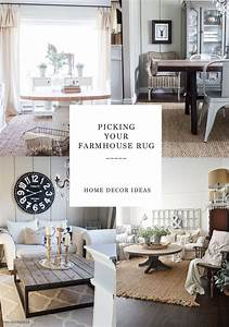 Finding the Perfect Farmhouse Rug - Lynzy & Co