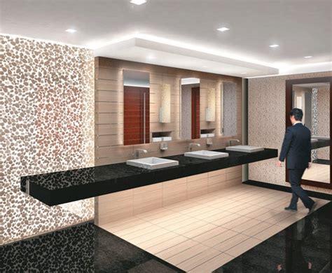 floating countertop restroom pinterest countertop