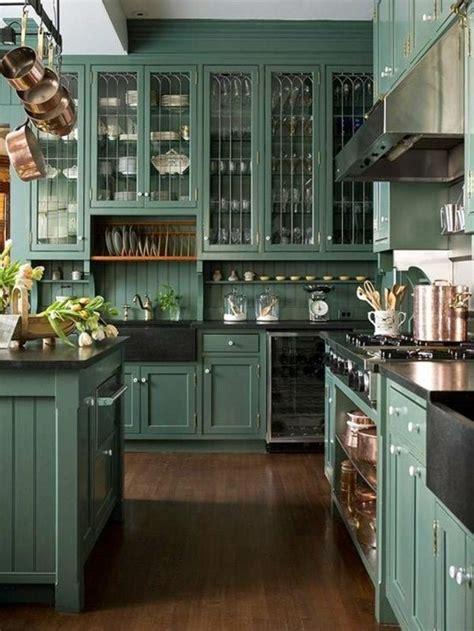 tendance couleur cuisine peinture pour cuisine 5 idées de couleurs tendances en