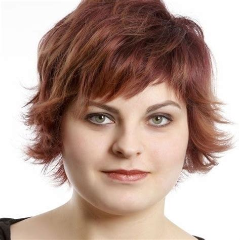 haircuts for full face round full face women hairstyles for short hair popular