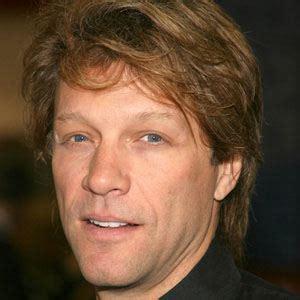 Jon Bon Jovi Biography Life Everything About