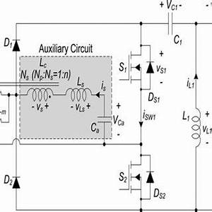 Circuit Diagram Of Interleaved Boost Converter