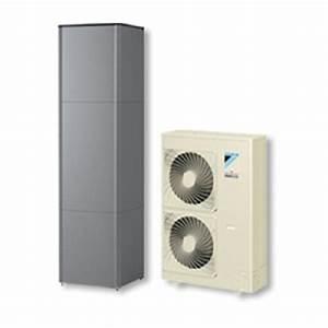 Prix Pompe à Chaleur Air Eau : pompe a chaleur air eau daikin haute temperature prix ~ Premium-room.com Idées de Décoration