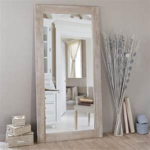 miroir natura ceruse 180x90 maisons du monde With tapis jonc de mer avec canapé payer en 4 fois
