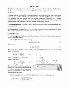 Solution Manual For Heat Convection 2nd Ed Latif M  Jiji
