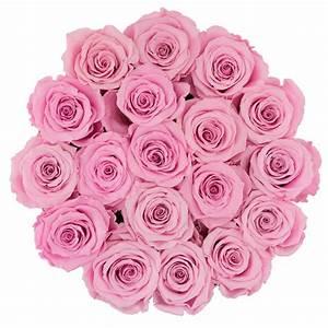 Ewige Rosen Box : blassrosa ewige rosen in weisser gro en blumenbox produkte online blumenladen rose du ch teau ~ Eleganceandgraceweddings.com Haus und Dekorationen