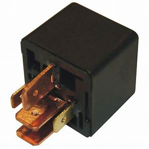 Bulldog Winch Replacement Relay - 60  80a